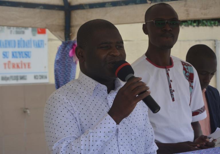 allocution du representant de de monsieur le maire de grand-bassam
